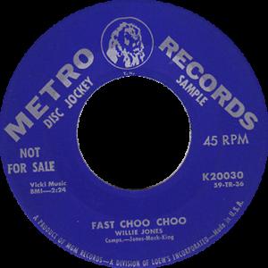 Fast Choo Choo