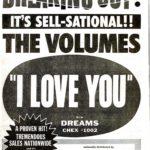 The Volumes in Billboard Magazine, April 7, 1962